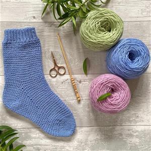 Anna Nikipirowicz Basic Sock Pattern