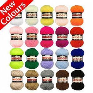 Marriner Mini DK Yarn: Pack of 20x25g balls