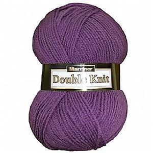 Marriner Violet DK Yarn 100g