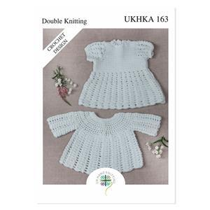Crochet Dresses DK Pattern