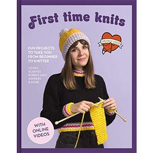 Sincerely Louise First Time Knits Book