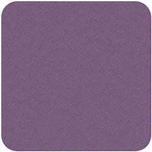 Felt Square in Lavender 22.8x22.8cm (9x9