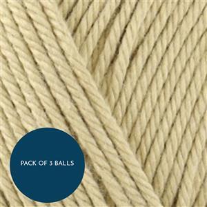 Stylecraft Celery Naturals Bamboo+Cotton  DK 100g: Pack of 3 Balls