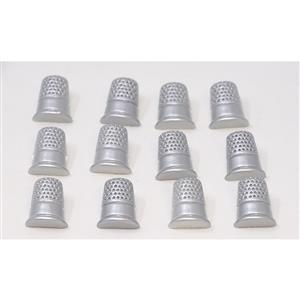 Thimble Buttons Pack of 12