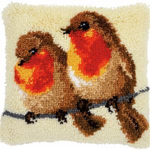 Robins Latch Hook Cushion Kit
