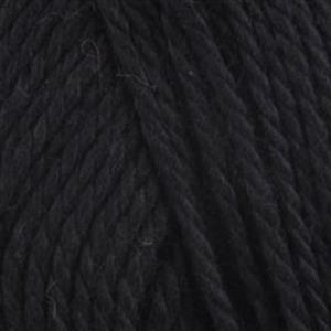 King Cole Black Cottonsoft DK Yarn 100g
