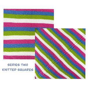 The Crafty Co Knitting Series Two BOM Blanket Kit
