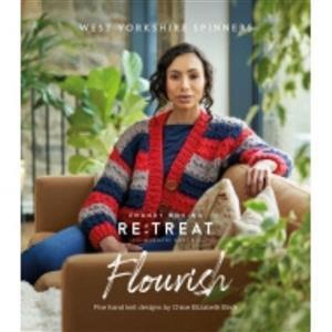 WYS Re:treat Flourish Pattern Book Chloe Elizabeth Birch