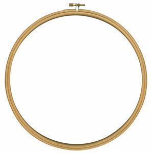 Wooden Embroidery Hoop 24cm (9.6