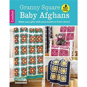 Granny Square Baby Afghans Book by Carol Holding SAVE 24%