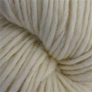 WYS Ecru Bluefaced Leicester Roving Aran Yarn 100g