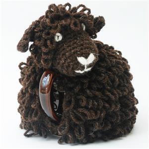 Woolly Chic Black Sheep Crochet Tea Cosy Kit