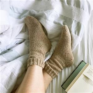 Wool Couture Wheat Siesta Socks Knitting Kit