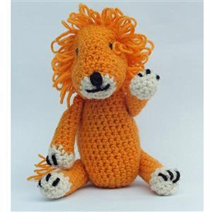 Woolly Chic Lion Crochet kit