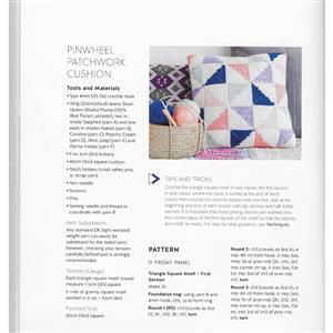 Pastels Pinwheel Cushion Yarn Pack