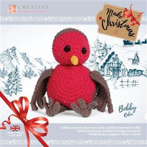 Knitty Critters Bobby Robin Kit