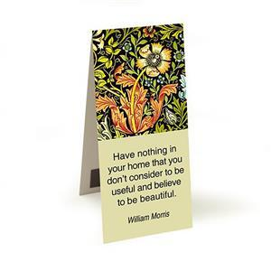 Morris Have nothing in your home Magnetic Bookmark