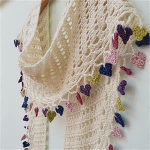 Woolly Chic I Love Summer Scarf Kit