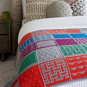 WYS Anna Nikipirowicz Folk Tales CAL Blanket Yarn Pack
