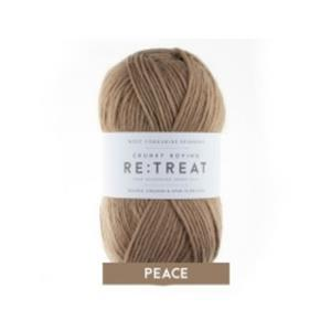 WYS Peace Re:treat Chunky Roving Yarn 100g