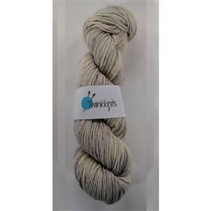 Twink Knits Shadow Grey DK Yarn 100g