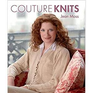 Couture Knits Book by Jean Moss SAVE 30%