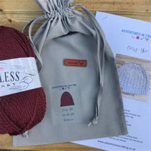 Adventures in Crafting Bordeaux Hat Kit