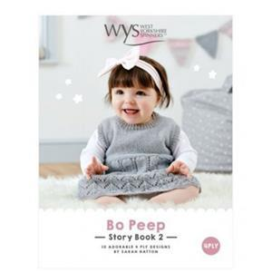 West Yorkshire Spinners Bo Peep - Story Book 2 - 4 Ply Pattern Book