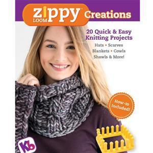 KB Loom Zippy Loom Project Book