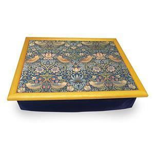 William Morris Strawberry Thief Cushion Tray