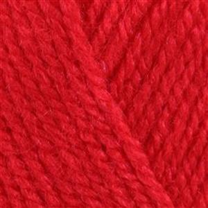 King Cole Red Dolly Mix DK Yarn 25g