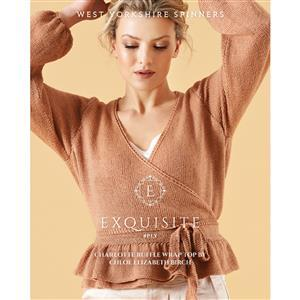 WYS Exquisite  Charlotte Ruffle Wrap Top Pattern