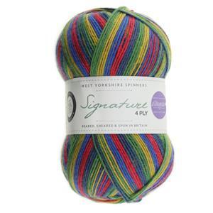 WYS Winwick Mum Brightside Signature 4 ply yarn 100g