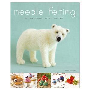 Needle Felting by Emma Herian