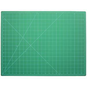 Large Self Healing Cutting Mat Green A2 45 x 60cm