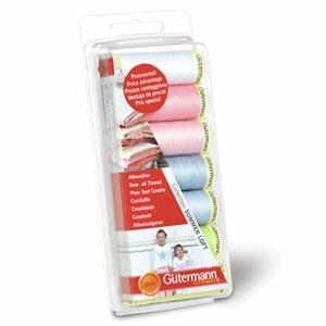 Gutermann Sew-All Summer Loft Thread Pack
