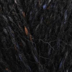 Rowan Black Felted Tweed DK Yarn 50g