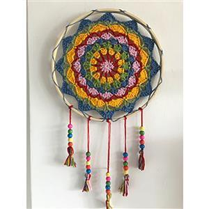 Adventures in Crafting Rainbow Dreamcatcher Kit