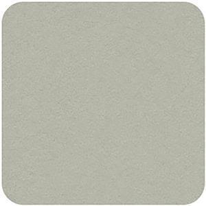 Felt Square in Silver 22.8x22.8cm (9x9