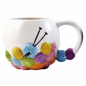Knitting Design Mug