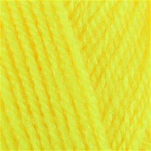 King Cole Yellow Dolly Mix DK Yarn 25g