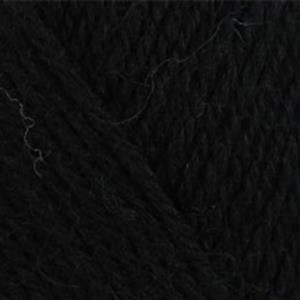 WYS Phantom Black Colour Lab DK Yarn 100g