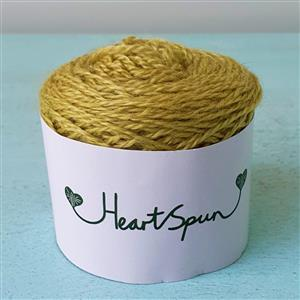 Woolly Chic HeartSpun 4 Ply Yarn 25g Fern Green