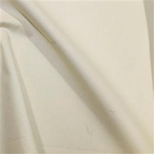 100% Cotton Fabric Vanilla 0.5m