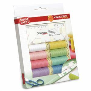 Sew-All Thread Set 100m with Seam Gauge