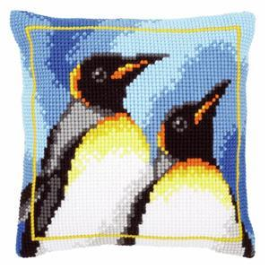 King Penguins Latch Hook Kit