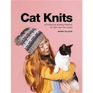 Cat Knits Book by Marna Gilligan