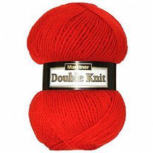 Marriner Red DK Yarn 100g