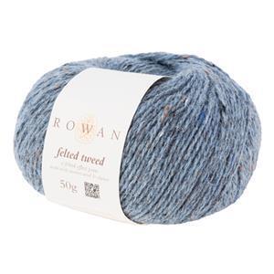Rowan Duck Egg Felted Tweed DK Yarn 50g