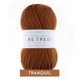 WYS Tranquil Re:treat Chunky Roving Yarn 100g
